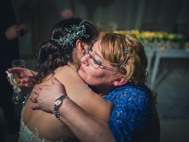El casamiento de Martín y Jorgelina en Comodoro Rivadavia, Chubut 89