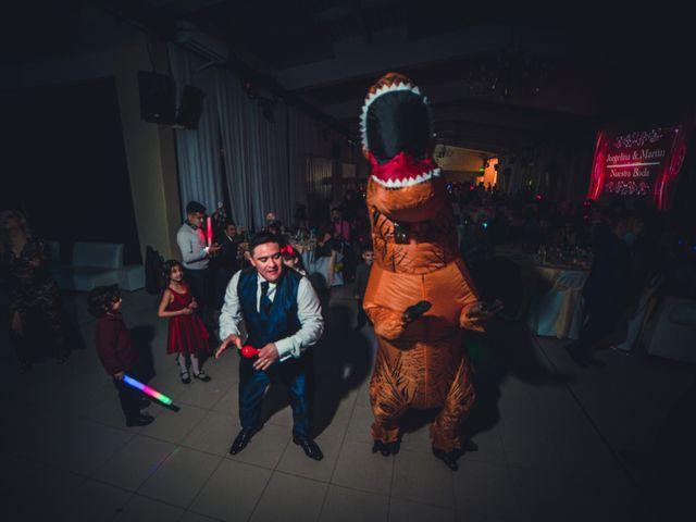 El casamiento de Martín y Jorgelina en Comodoro Rivadavia, Chubut 96