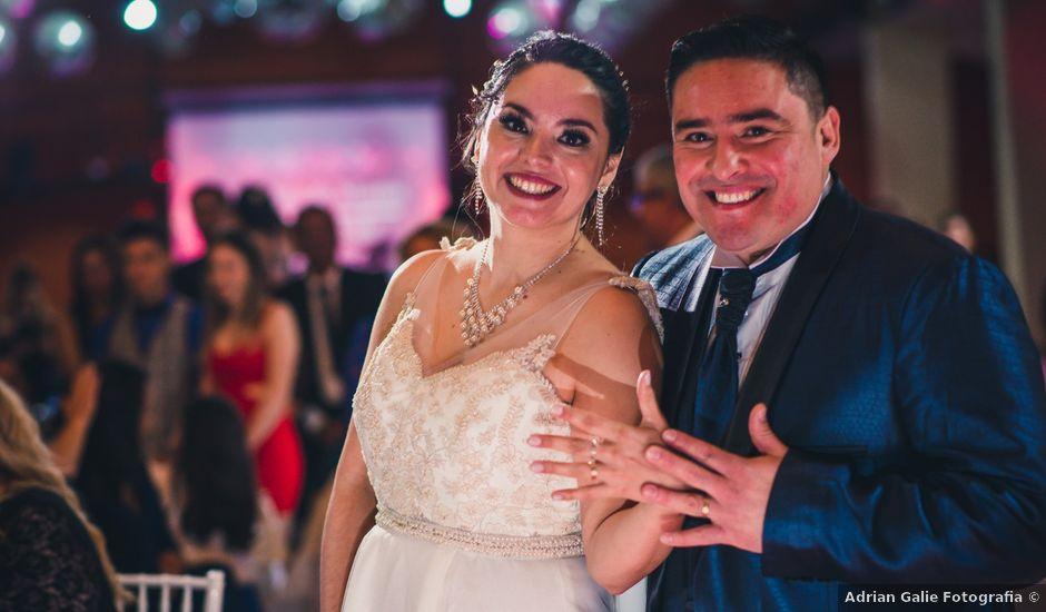 El casamiento de Martín y Jorgelina en Comodoro Rivadavia, Chubut