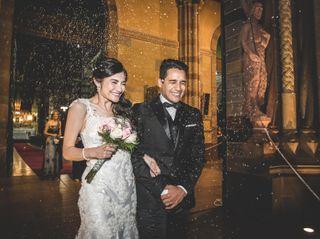 El casamiento de Emilse y Gerardo 1