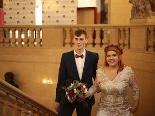 El casamiento de Fátima y Emilio