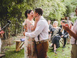 El casamiento de Sofia y Gonzalo