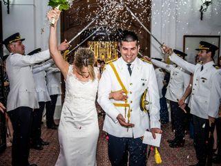 El casamiento de Gise y Jorge