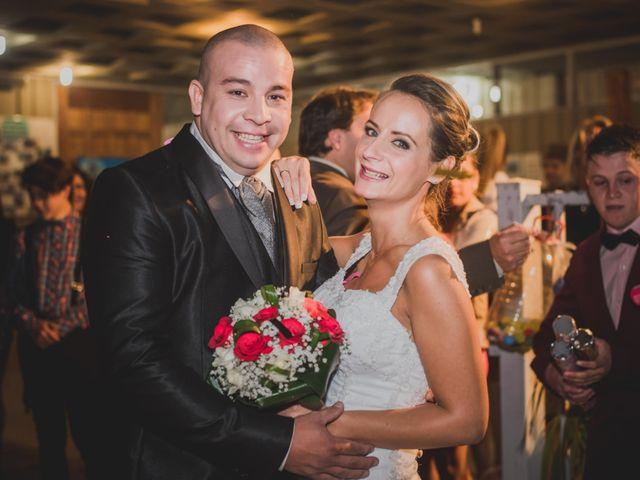 El casamiento de María y Lucio