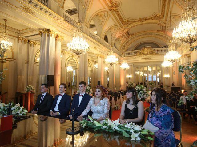 El casamiento de Emilio y Fátima en Caballito, Capital Federal 2