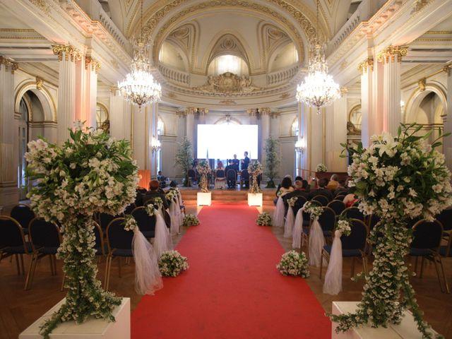 El casamiento de Emilio y Fátima en Caballito, Capital Federal 4