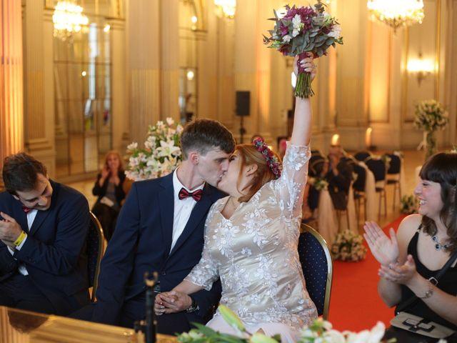 El casamiento de Emilio y Fátima en Caballito, Capital Federal 5