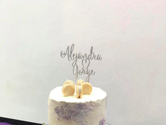 El casamiento de Jorge y Alejandra en Palermo, Capital Federal 9