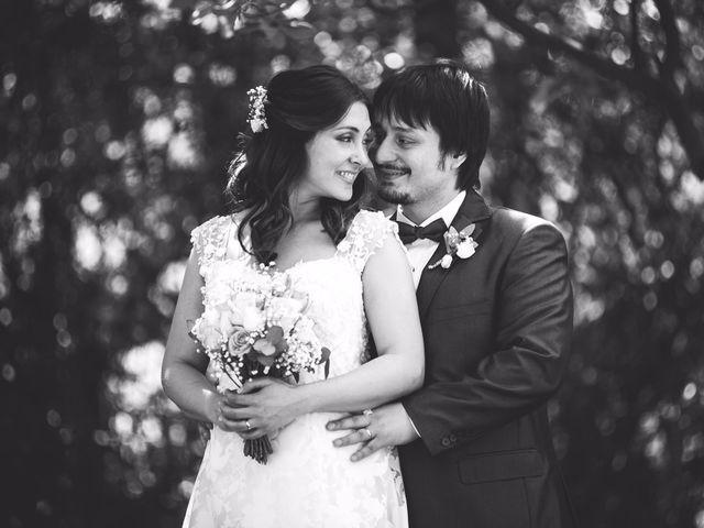 El casamiento de Sol y Juan Pablo