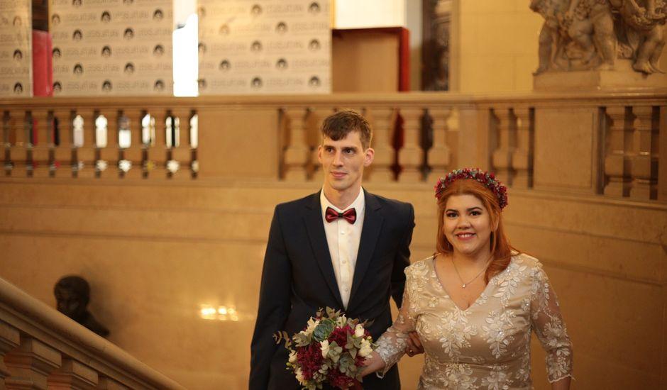El casamiento de Emilio y Fátima en Caballito, Capital Federal