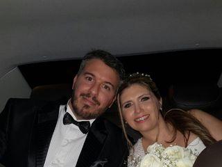 El casamiento de Romina y Fernando  1