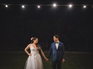 El casamiento de Deny y Emi