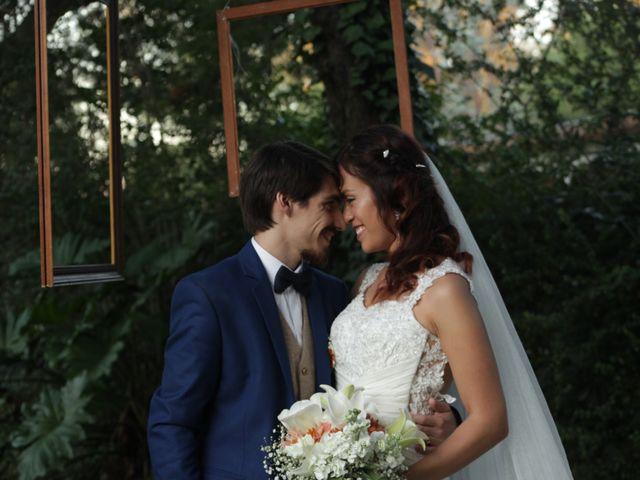 El casamiento de Paula  y Christian