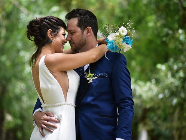 El casamiento de Romina y Sebastián