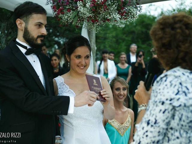 El casamiento de Luciana y Facundo