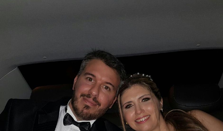 El casamiento de Fernando  y Romina en Funes, Santa Fe