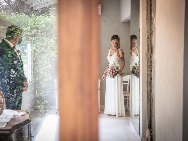 El casamiento de Fran y Flor en General Rodríguez, Buenos Aires 13