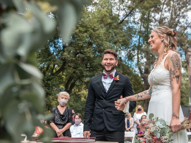 El casamiento de Fran y Flor en General Rodríguez, Buenos Aires 15