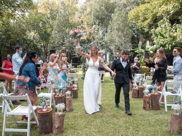 El casamiento de Fran y Flor en General Rodríguez, Buenos Aires 17