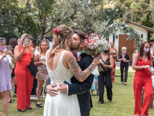 El casamiento de Fran y Flor en General Rodríguez, Buenos Aires 18