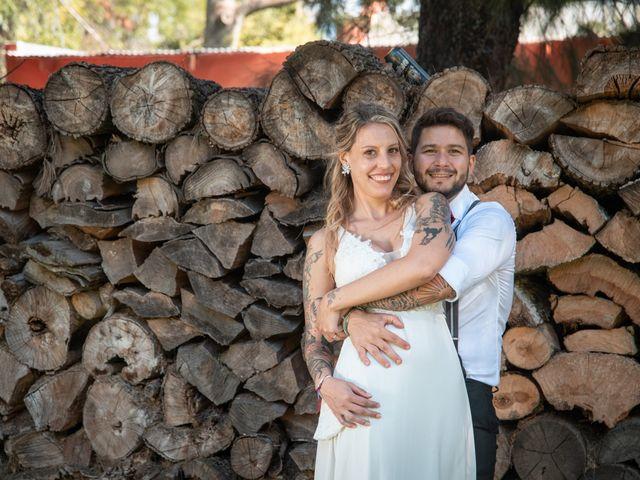 El casamiento de Fran y Flor en General Rodríguez, Buenos Aires 26