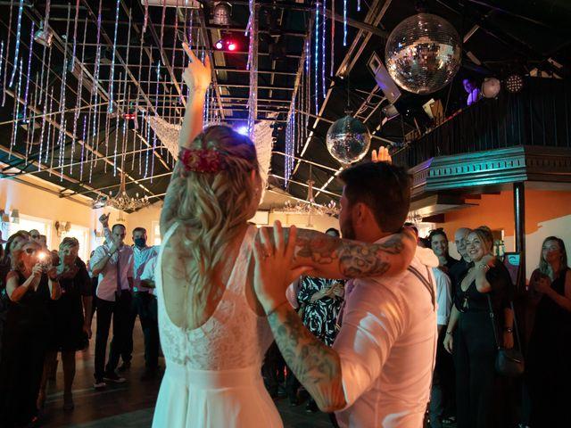 El casamiento de Fran y Flor en General Rodríguez, Buenos Aires 28