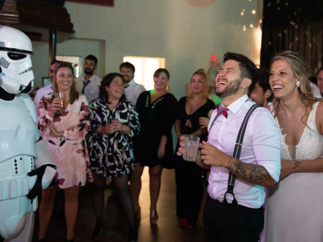 El casamiento de Fran y Flor en General Rodríguez, Buenos Aires 29