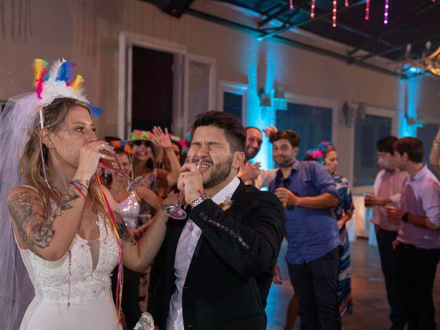El casamiento de Fran y Flor en General Rodríguez, Buenos Aires 43
