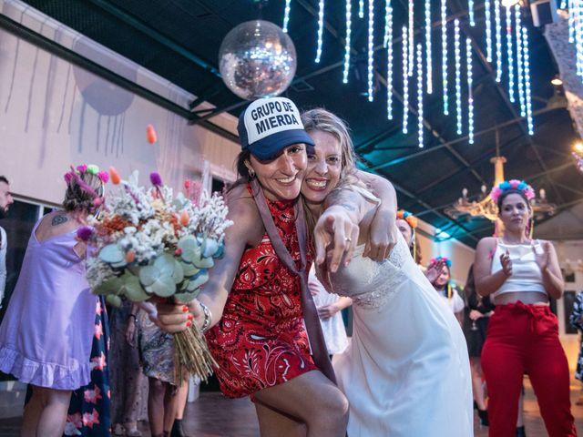 El casamiento de Fran y Flor en General Rodríguez, Buenos Aires 46