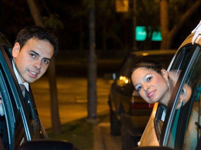 El casamiento de Mariela y Claudio