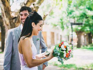 El casamiento de Carla y Nahuel 2