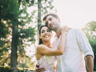 El casamiento de Carla y Nahuel
