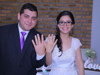 El casamiento de Valeria y Ariel