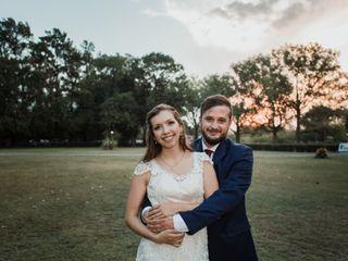 El casamiento de Mailén y Lautaro