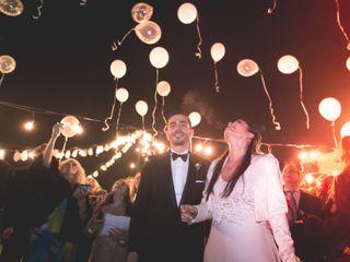 El casamiento de Soledad y Nicolas