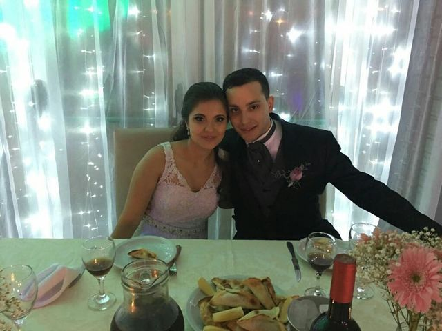 El casamiento de Antonella y Gastón
