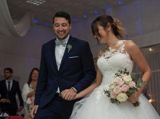El casamiento de Brunella y Maximilano 1