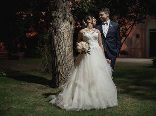 El casamiento de Brunella y Maximilano