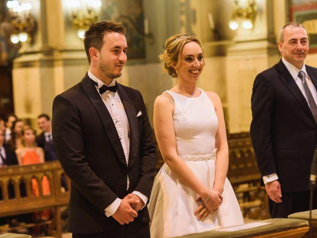 El casamiento de Naty y Javi