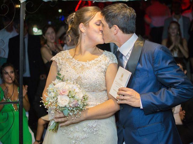 El casamiento de Fátima y Roberto