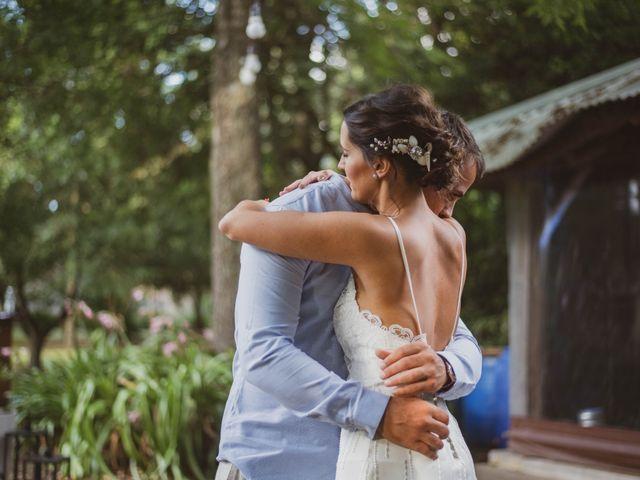 El casamiento de Soledad y Tomás