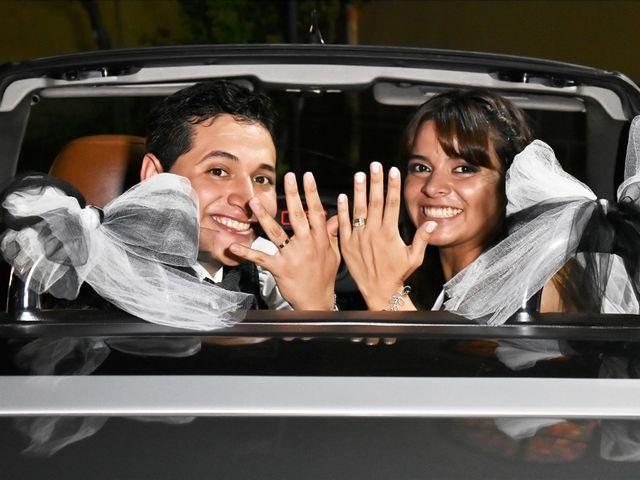 El casamiento de Pamela y Mariano