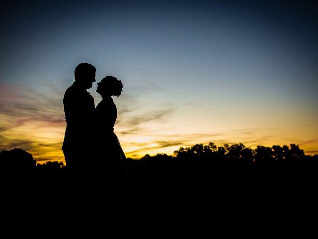 El casamiento de Sabrina y Gonzalo