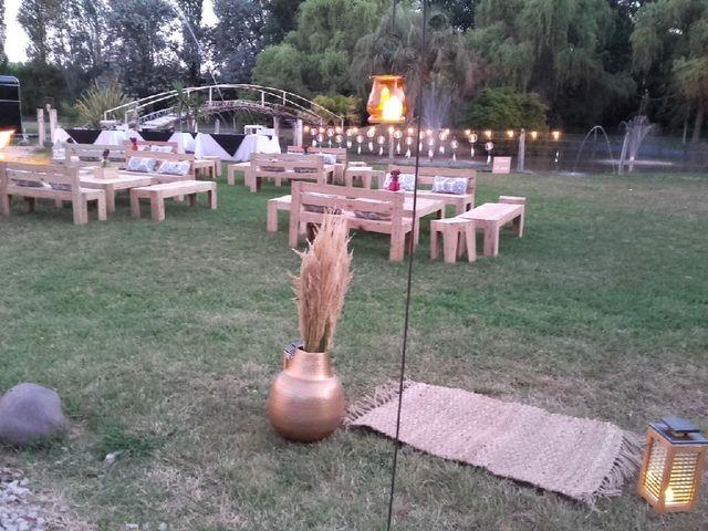 El casamiento de Emmanuel y Griselda en Balvanera, Capital Federal 3