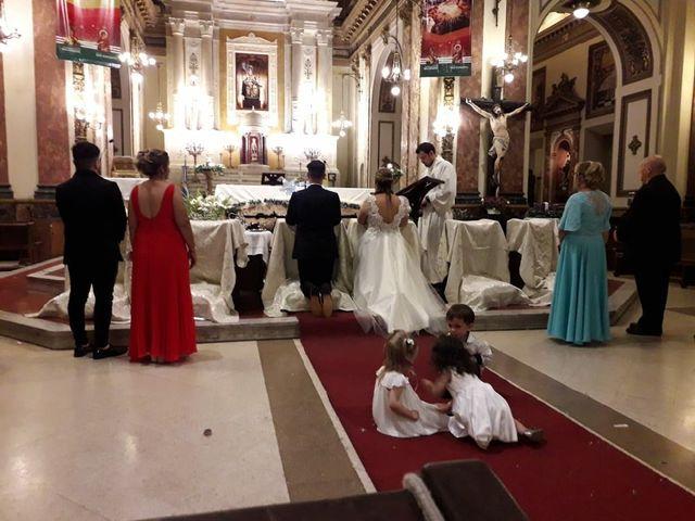 El casamiento de Emmanuel y Griselda en Balvanera, Capital Federal 15