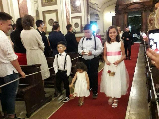 El casamiento de Emmanuel y Griselda en Balvanera, Capital Federal 16