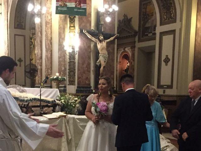 El casamiento de Emmanuel y Griselda en Balvanera, Capital Federal 17