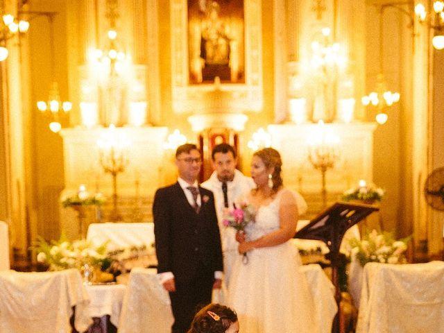 El casamiento de Emmanuel y Griselda en Balvanera, Capital Federal 40