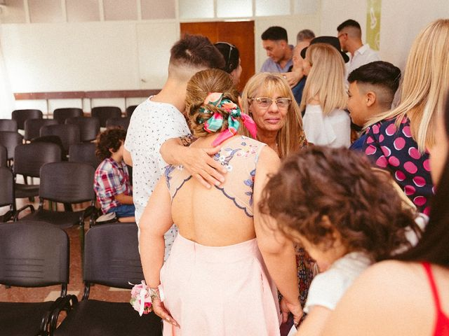 El casamiento de Emmanuel y Griselda en Balvanera, Capital Federal 59