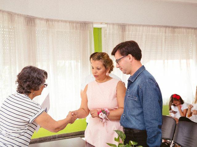 El casamiento de Emmanuel y Griselda en Balvanera, Capital Federal 61